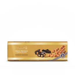 Tavoletta Gold Fondente e Nocciole 300g