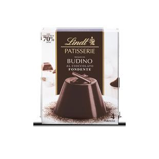 Budino al cioccolato fondente 95g