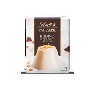 Budino al cioccolato bianco 95g