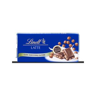 Tavoletta Classica Latte Nocciole 100g