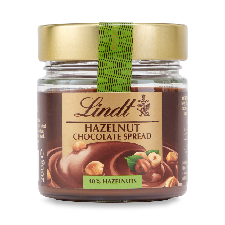Lindt Hazelnut Chocolate Spread 200g