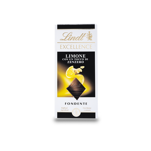 Tavoletta Excellence Limone Zenzero 100g