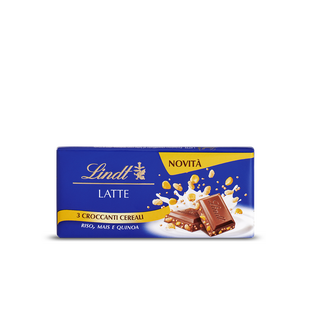 Tavoletta Classica Latte e Cereali 100g