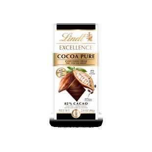 Tavoletta Excellence Cocoa Pure 80g