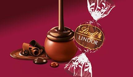 Lindor Doppio Cioccolato