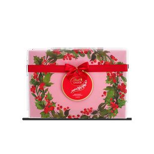 Scatola Natale Lindor Latte 350g